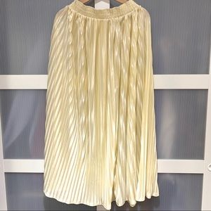 American Apparel maxi skirt